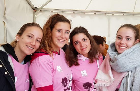 Vatel Bordeaux -Challenge du Ruban Rose filles