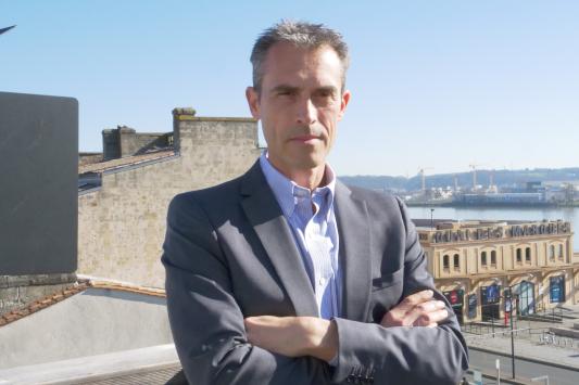 Christophe Coulomme Directeur du Département Relations Entreprise