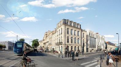 Vatel Bordeaux - Hotel & Tourism Business School - MBA Campus called 'les Chartrons'