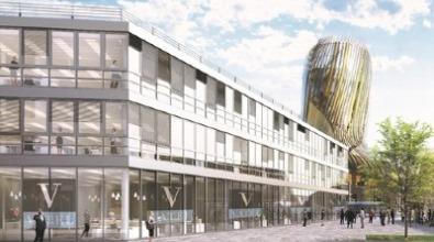 Vatel Bordeaux - Hotel Management School - Bachelor Campus named 'les Halles'