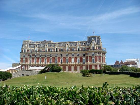 Le Palace - l'Hôtel du Palais - Biarritz