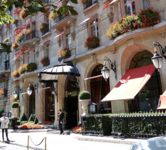 The Palace PLaza Athénée - Paris