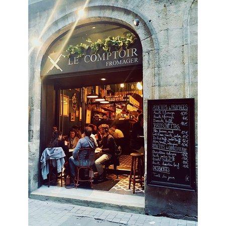 Le Comptoir Fromager - Vatel Bordeaux
