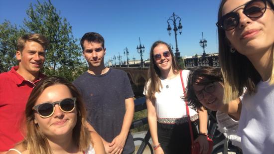 Vatel Bordeaux Quest - Pont de Pierre