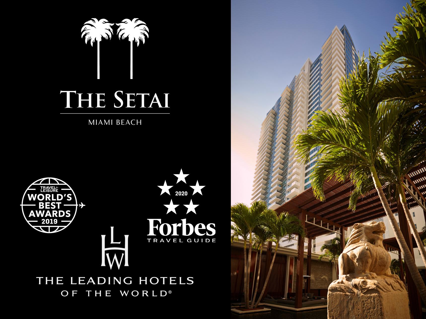 Setai Hotel Awards