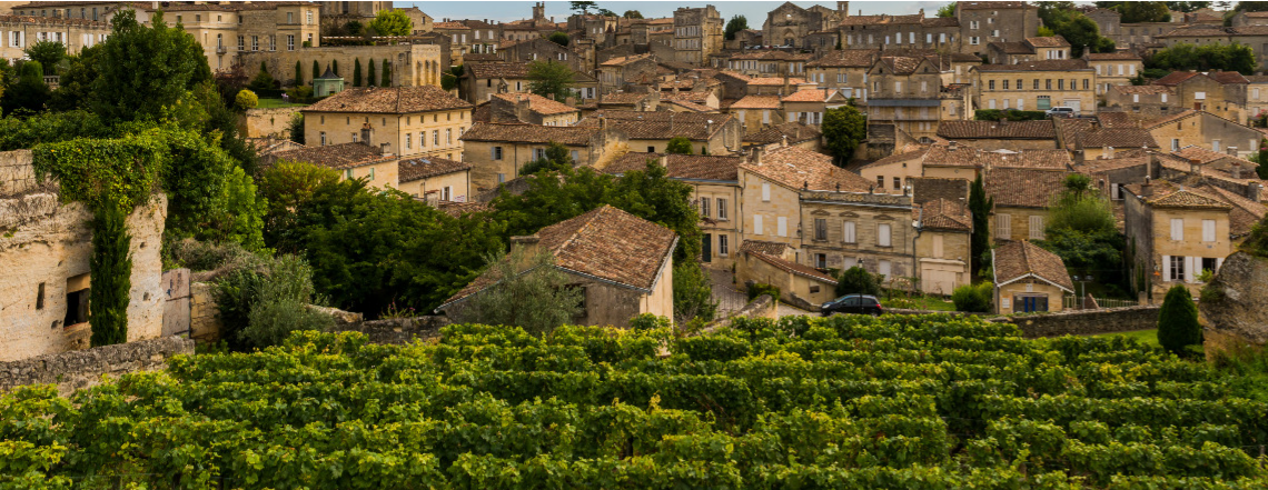 Bordeaux & its region - Saint-Emilion Village