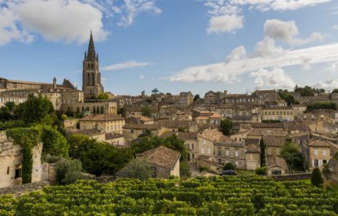 Bordeaux & sa région - Saint-Emilion