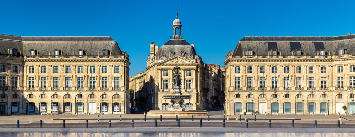 Bordeaux City - Place de la Bourse