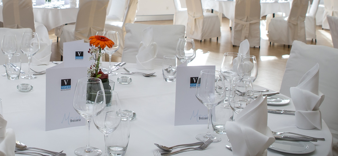 Hotel Vatel Martigny, Banquets and Weddings