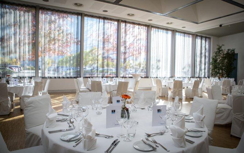 Banquets and Weddings - Hotel Vatel Martigny