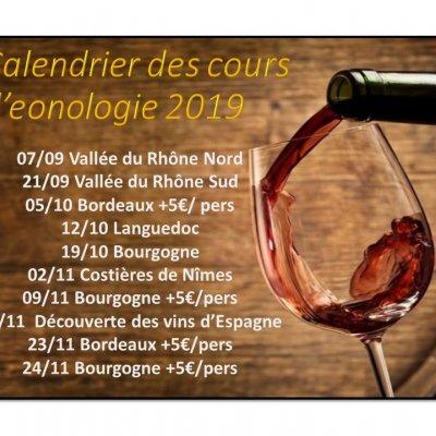 Lancement des cours d'oenologie à la boutique Vatel Gourmet de Nîmes