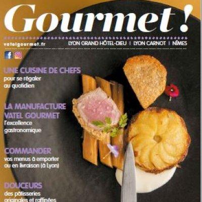 Magazine VATEL GOURMET - 1er numéro !