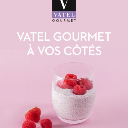Confinement : Vatel Gourmet reste ouvert !  - Cafe Vatel