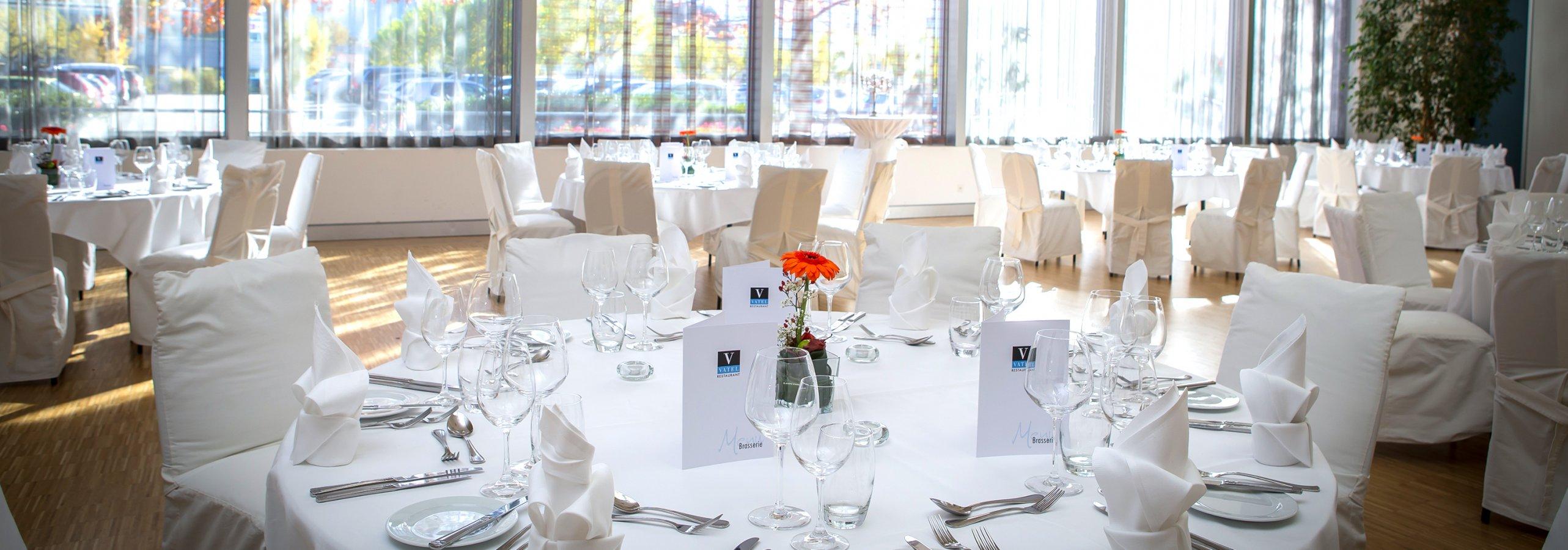 Hotel Vatel Martigny, Banquets et Mariages