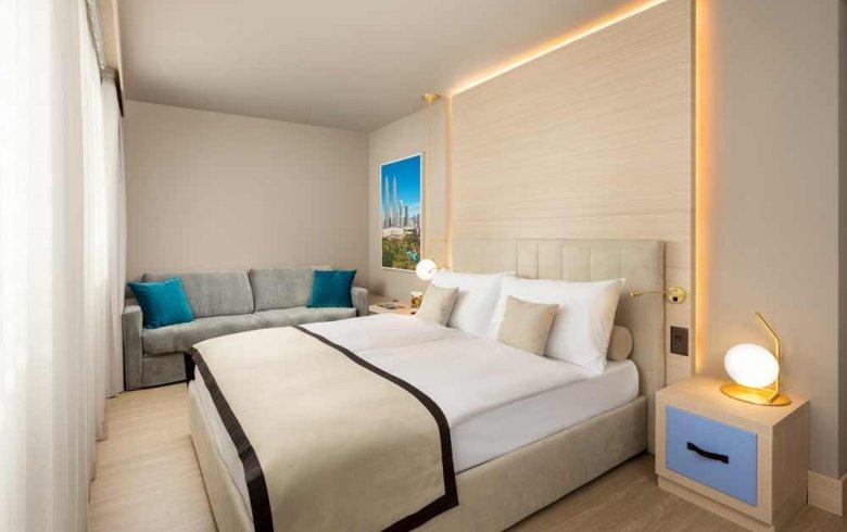 Rooms and Suites - Hotel Vatel Martigny