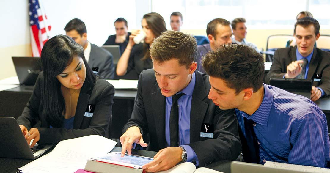 Etudiant MBA Directeur d'Hôtellerie Internationale