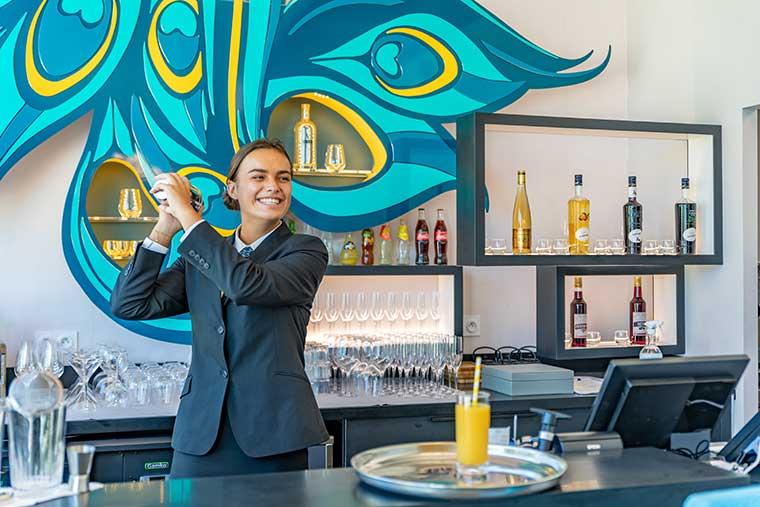 Manager en Hôtellerie Internationale - Nantes