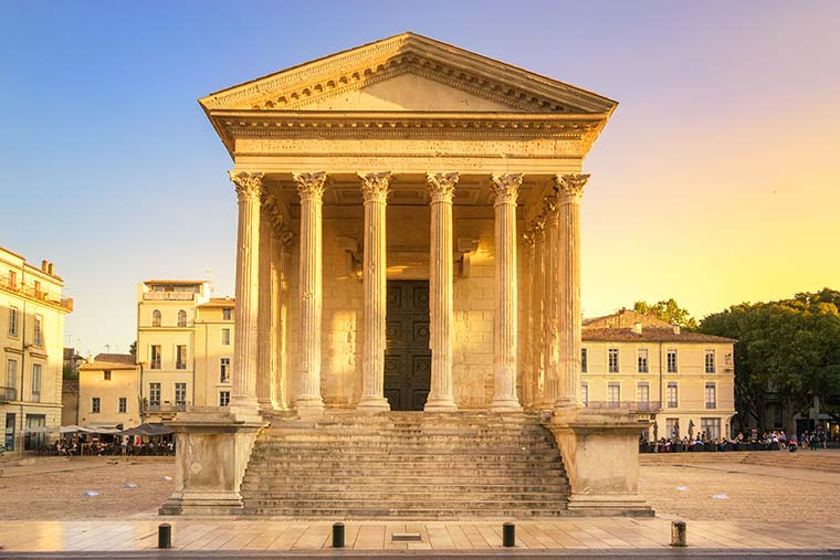 Nîmes: a wealth of history and culture