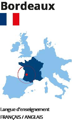 École hôtellerie international Bordeaux