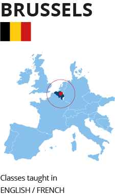 École hôtellerie international Bruxelles