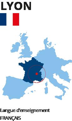 École hôtellerie international Lyon
