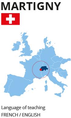 École hôtellerie international Switzerland