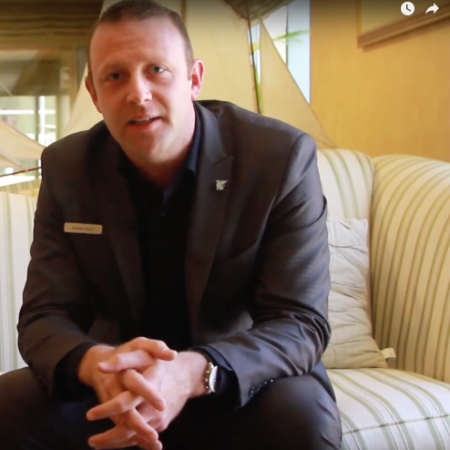 Vatel USA Marriott General Manager speaks about Vatel Interns