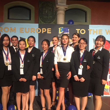Vatel Mauritius Vatel students take on the Eurhodip Start-Up Challenge