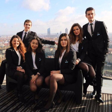 Vatel France Students or consultants? Both!