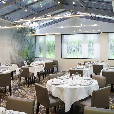 Vatel France The Vatel Restaurant: a green haven in the heart of Paris