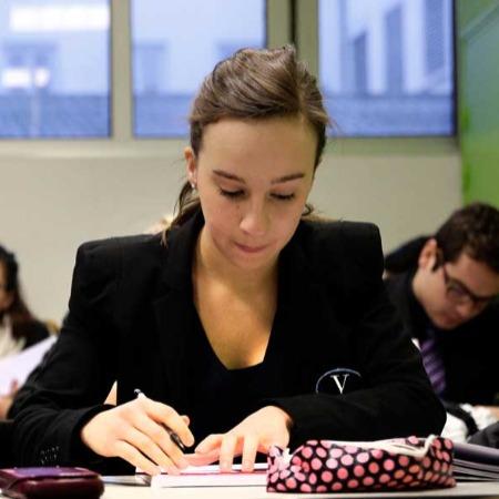 Vatel France Les secrets d'une étudiante Vatel pour réussir ses partiels