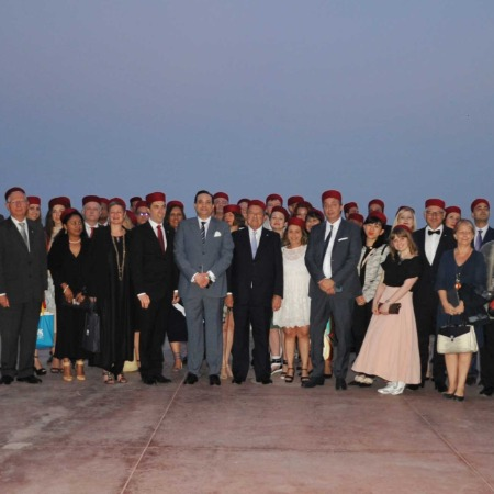 Vatel Montenegro Vatel Group meets in Tunis