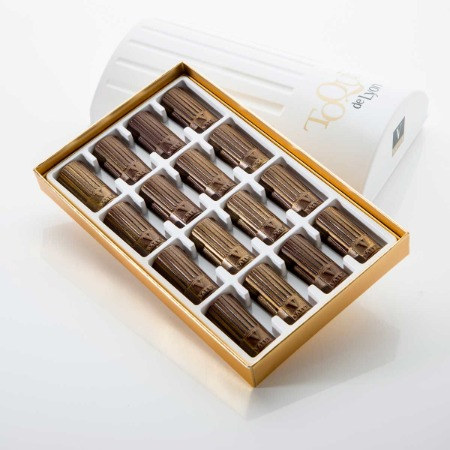 Toque de Lyon: more than mere chocolate, a homage - Vatel