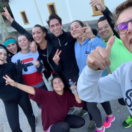 Vatel Switzerland runs for a good cause! - Vatel