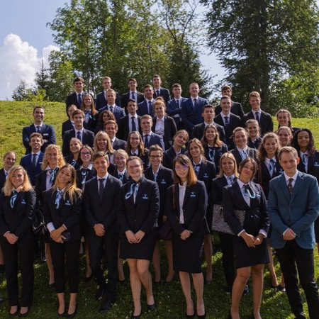 The Bachelors Students Back to School: immersion into the Swiss Hotel Industry.