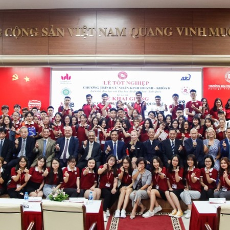 Vatel Hanoi (FTU) Opening Ceremony of the Academic Year 2019-2020 - Vatel