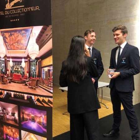 Professionals from the hotel and luxury sectors are recruiting at Vatel Switzerland! - Vatel