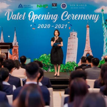 Vatel Ho Chi Minh Opening Ceremony 2020-2021