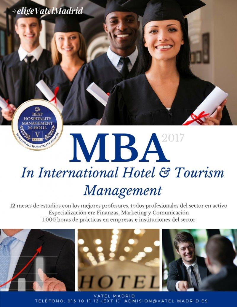 Estudia nuestro MBA in International Hotel & Tourism Management
