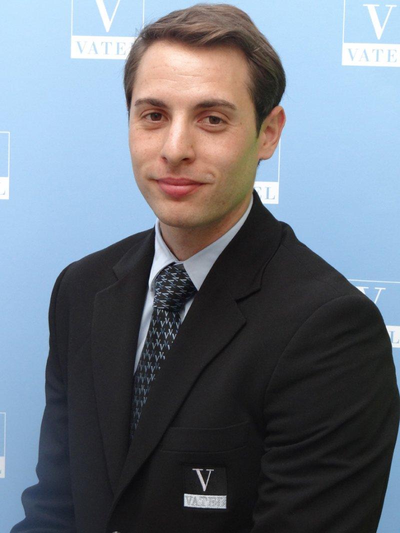 Arnaud MARIN