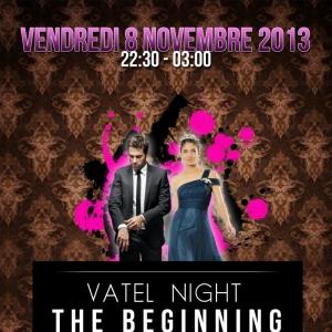 Vatel Brussels Soirée d'intégration 2013 2014