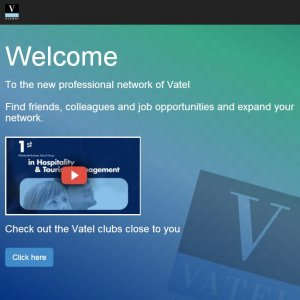 Vatel Group Le réseau des Vatéliens version 2.0 est en ligne !