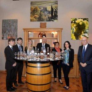 PERNOD honore les stagiaires de Vatel - Vatel