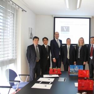 Vatel Switzerland Vatel Switzerland : un exemple pour la Chine