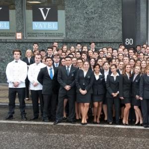 Vatel Brussels Bonne rentrée aux nouveaux étudiants de 1ère année de Vatel Bruxelles !