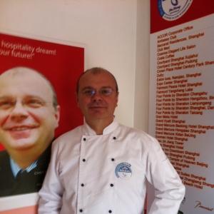 Vatel Switzerland Coup de projo : Chef François Chevallier