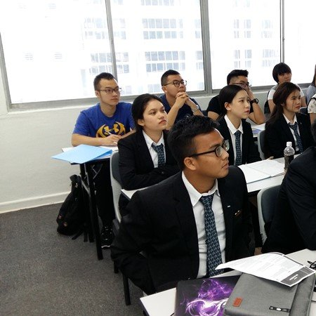 Vatel Singapore China-Singapore Study Tour 24 - 28 JULY 2017