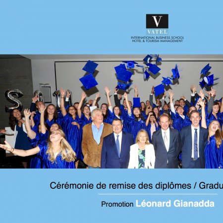 Vatel Switzerland Graduation Ceremony 2017