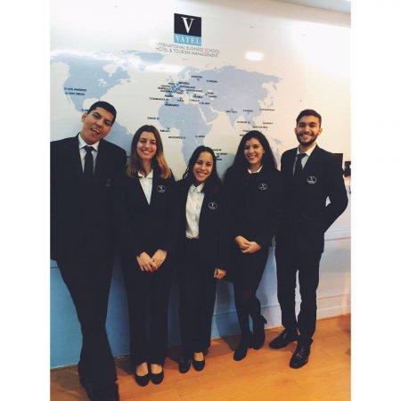 Vatel Argentina Nuestros estudiantes apuntando al éxito internacional