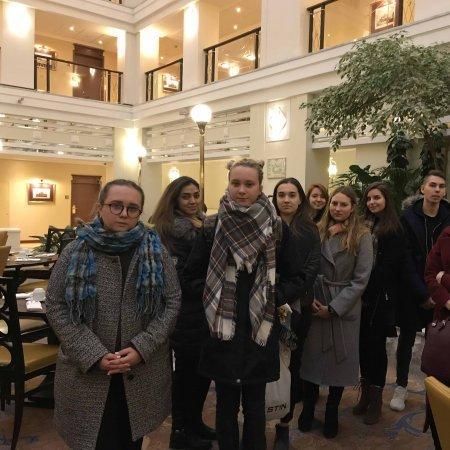 Vatel Россия Студенты 1 курса